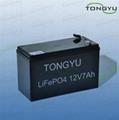 LiFePO4 12V Rechargeable Lithium