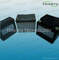 Ultra Light 12 Volt UPS Battery , 12V LiFePO4 Battery for Lighting, Sound Device