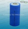 3.2V 5500mAh 32650 LiFePO4 Battery For