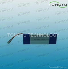 063093/603093 Li-Ion Lithium Polymer Battery Cell For Cordless Phone,7.4V 1800mA