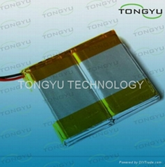 7.4v 2800mah 385085 Lithium Ion Polymer Battery Cell For Digital Camera