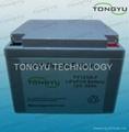 12V 33Ah LiFePO4 Li-ion Battery Solar