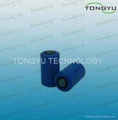 CR14505 3 Volt 1500mAh LiMnO2 Lithium Manganese Dioxide Battery for Camera
