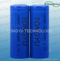 Lithium Ion Battery 18490 3.7V 1400mAh
