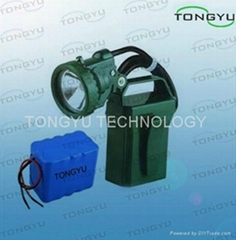Lithium Ion Rechargeable Battery 11.1V 10Ah For Hand-held Emergency Light