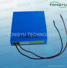 12V 9Ah LiFePO4 Battery Pack for Led Street Light