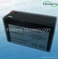 LiFePO4 Battery 12V 7Ah Pack For