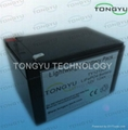 12V 12Ah LiFePO4 Battery For Solar