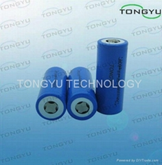3.2V 3200mAh LiFePO4 Rechargeable Battery Low Self-discharge For Lawn Lamp