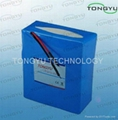 LiFePO4 Rechargeable Battery 12V 24Ah