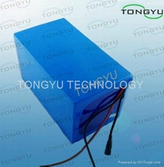 Lithium Ion Battery 12V 60Ah For Fishing