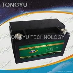High Power LiFePO4 Start Battery 12V 7,5Ah For Bimota Motorcycle
