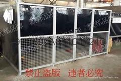 供应上海默邦 铝合金防护围栏