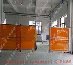 供應上海默邦 鋁合金防護圍欄