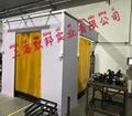 供應上海默邦機器人焊接防護門 2