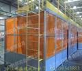 鋁合金框架焊接防護圍欄 2