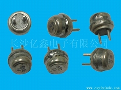 JUC2M温度继电器,小型温度继电器