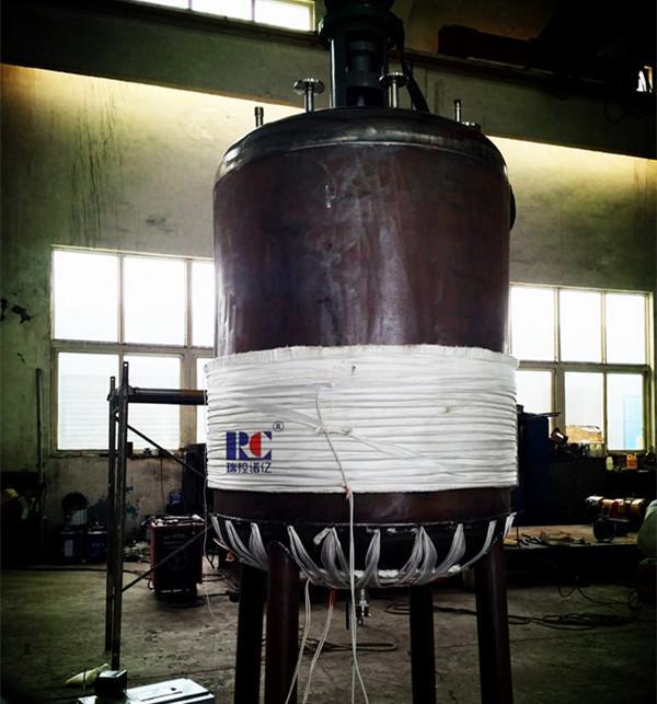 反应釜项目 50KW电磁感应加热器  1