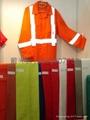 Oil Resistant Water Repellent Fabrics
