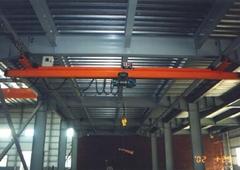 LX型0.5t-5t电动单梁悬挂起重机
