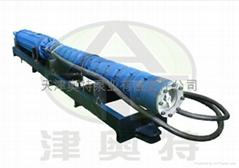 厂家直销大功率矿用多级潜水泵