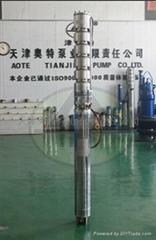 不锈钢潜水泵应用领域