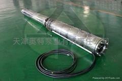 高扬程深井不锈钢潜水泵
