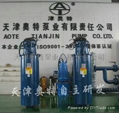 热水池专用高温潜水泵