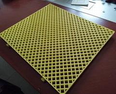 供應過濾機配件-PBF塑料濾板