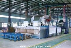 鋼管浸塑生產線
