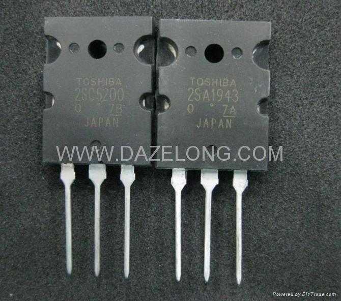 2SC5200/2SA1943  2SC3280/2SA1301  2SC3280/2SA1302  2SC5198/2SA1941