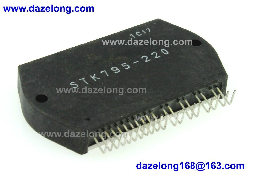 STK795-120B STK795-140 STK795-220 STK795-320    SANYO  STK   STK795