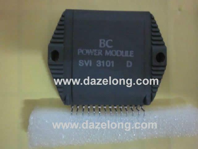 SVI3101  SVI3102  SVI3103  SVI3104  SVI3105  SVI3106  Audio Power Amplifier