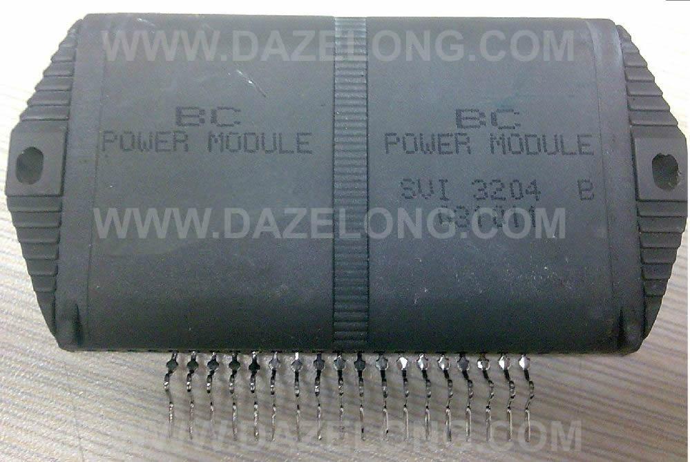 SVI3201 SVI3202  SVI3203  SVI3204  SVI3205  SVI3206  Audio Power Amplifier