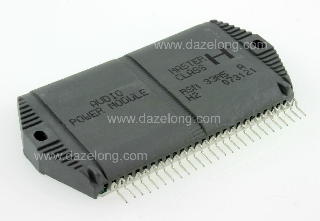 RSN3303 RSN3305 RSN3306 RSN33M5  AUDIO Power MOSFET  Audio Power Amplifier