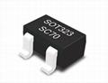 SOT-323  SOT323  BC850W BC849W BC848W  BC847W  BC846W  BC818W