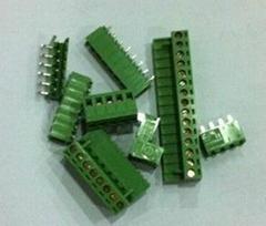 接线端子2EDG   5.08-2P  3P  4P  5P  6P  7P  8P  9P  10P  11P 12P