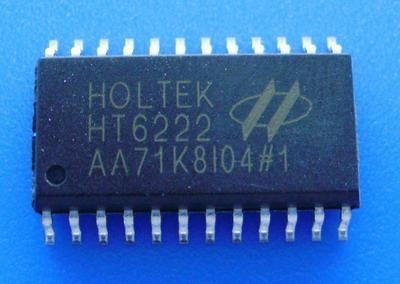 HT1621 HT6221 HT6222 HT1380 HT1381 P3L230