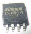 W25Q64FVSSIG  W25Q128FVSIG  W25Q128BVFIG  W25X40B  W25X80B