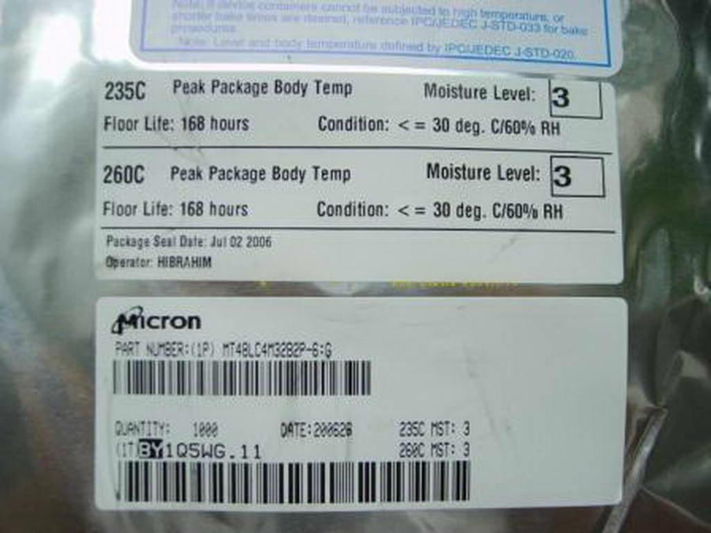 MT47H32M16HR-25  MT48LC8M16A2P  TSM101ACDT  TSM101AIDT  TSM103WAIDT  ST662ACD 1