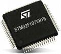 STM32F105RCT6  STM32F107RCT6  STM32F051K4U6  STM8S003F3P6  STM8S103F  STM8S105K  2