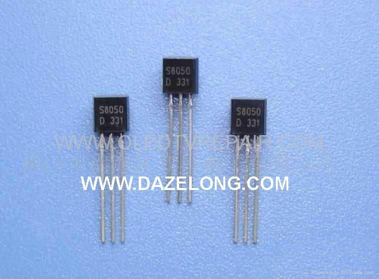 BC807 BC817 BC846 BC856  BC857  DTA114  D882 BST40  BF821 1