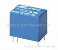 Signal relay SRS-03VDC-SL SRS-05VDC-SL SRS-06VDC-SL SRS-09VDC-SL SRS-12VDC-SL