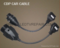 VAG LINE Power Cable Car Cables OP-COM OP COM OP VAG K+CAN Commander CDP Autocom