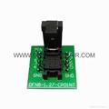 汽车芯片测试座PLCC28 PLCC44 SOP TSOP  QFP44 BGA  8