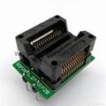 汽车芯片测试座PLCC28 PLCC44 SOP TSOP  QFP44 BGA  6