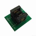 汽车芯片测试座PLCC28 PLCC44 SOP TSOP  QFP44 BGA  7