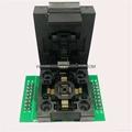 汽车芯片测试座PLCC28 PLCC44 SOP TSOP  QFP44 BGA  11