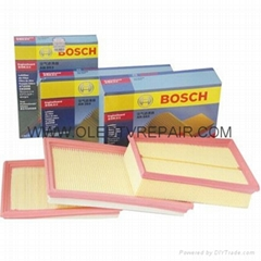 Bosch air filter  cleaner filter  Bosch air filter grid-cleaner  Oil filter