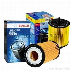 Bosch air filter  cleaner filter  Bosch air filter grid-cleaner  Oil filter